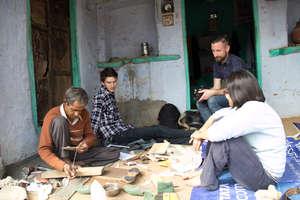 Ram Lal - Leather artist