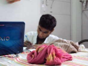 Aakib Bhai - Block Printer