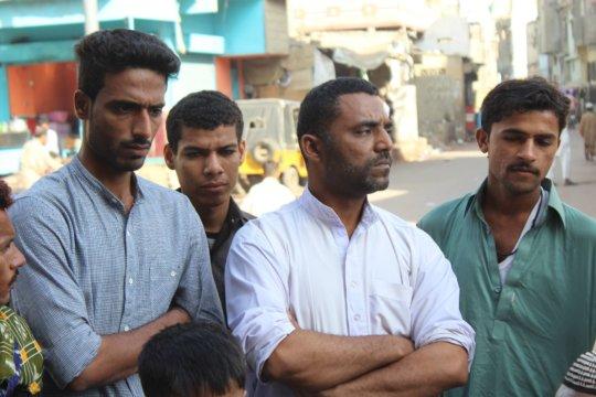 An attentive 'Baithak' audience