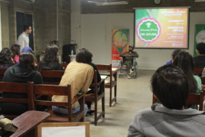 Indus Valley School of Art & Architecture session