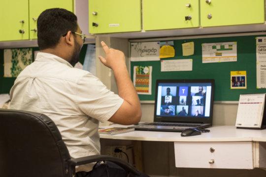 Online skills development classes
