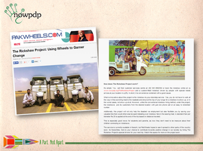 TRP in Pakistan's No.1 Car Portal, PakWheels.com