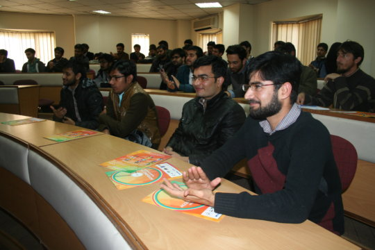ACDC session with Engineers of FAST-NU Islamabad