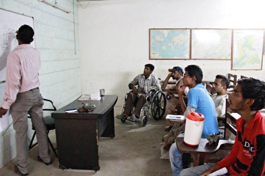 TRP Team attends Mechanical Training Course
