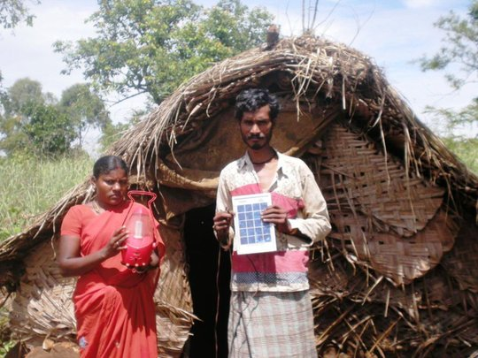 Selvam is a tribe and beneficiary