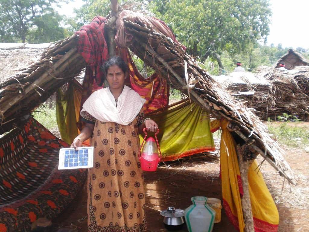 Mrs.Lakshmi beneficiary