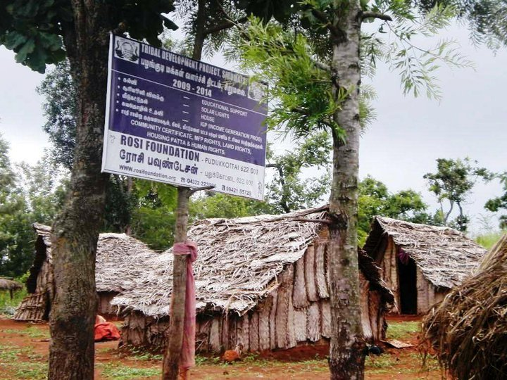 Green Energy -Solar Light for Tribal houses