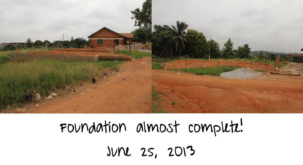 Progress in June 2013