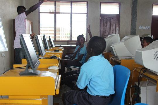 Example Computer Center