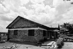 Education Center Building Side