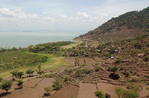 Tulu Gudo Landscape