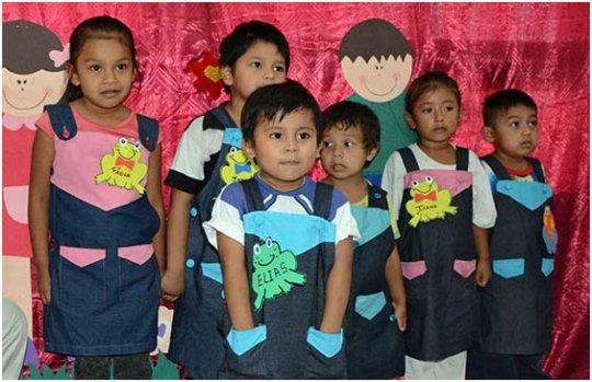 Children School N 4.432 El Mollar - Chicoana