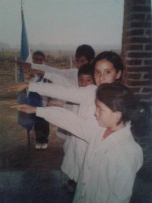 Rural school 229 at Chicoana