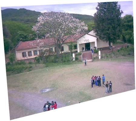 New books and children's library in Chicoana-Salta