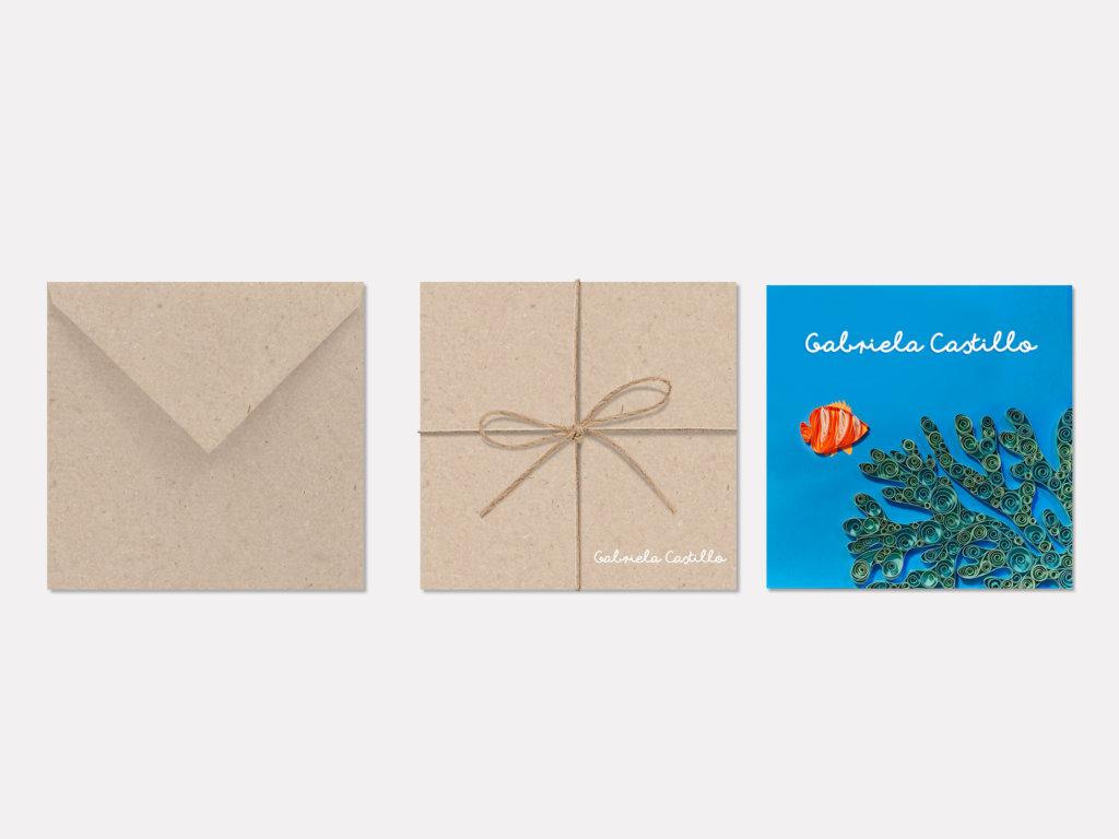 envelope for adoption kit