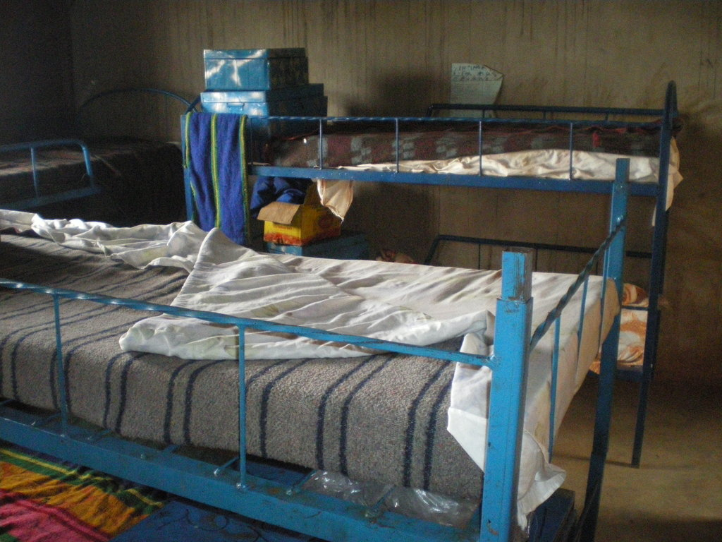Beds as a result of your support!
