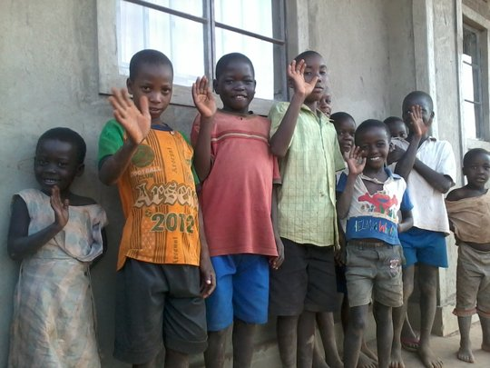 Help Keep 50 Vulnerable Ugandan Children in School