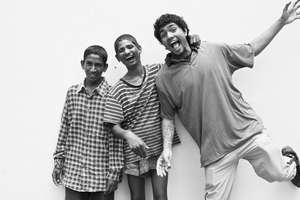 Salman, Appu and Naveen