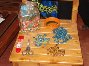 The tools of the trade for jewellery making