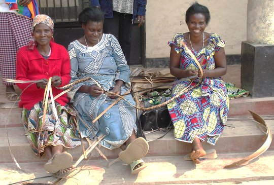 Empower 100 Rural Women in Rwanda in 100 Days