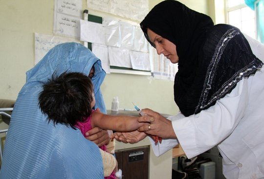Save Rural Afghan Women & Children With Healthcare