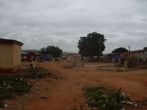 Gbawe Community and challenges faced