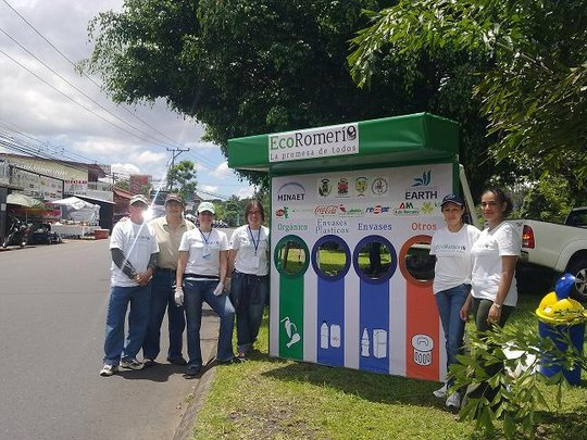 Recycle 80,000 Plastic Bottles in Two Days