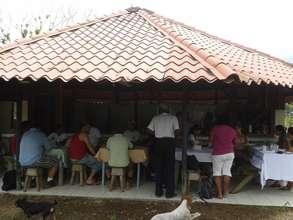 Morfas de Osa Restaurant in El Progreso