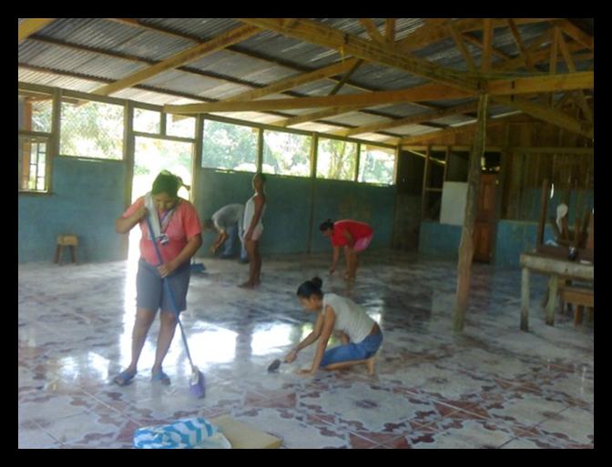 Community Center at El Progreso