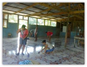 Community Center at El Progreso