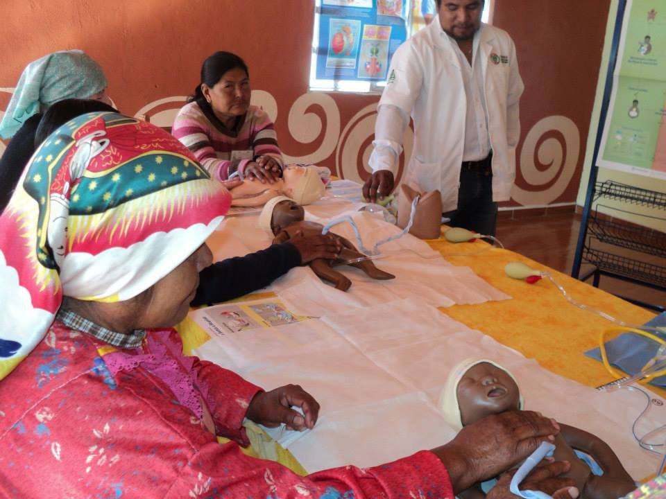 Volunteer/Traditional Midwife Training