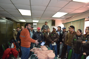 Emergency Obstetrics training