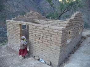 Birthing Center being built in Urique