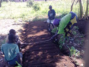 Nabirye starts up her own tree nursery
