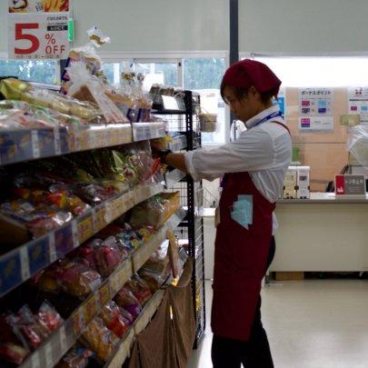 Kimito at work