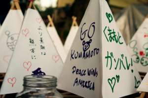 PWA contributes to a Mashiki community remembrance