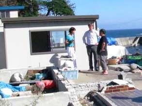 Yutaka Satoh's former home destroyed in tsunami