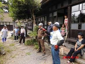 Senior Citizens in Minamisanriku