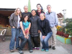 Members of Our Volunteer Team in Nepal!
