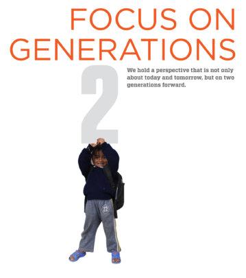 Focus on Generations