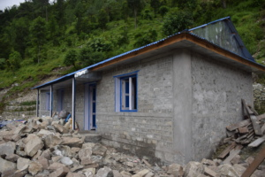 New classroom in Deepli built with your support