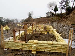 More Progress on the University Hostel