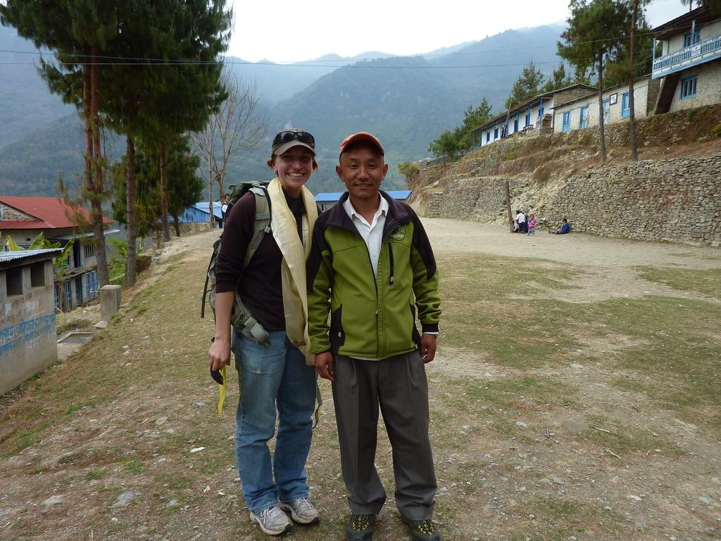 Edge of Seven Volunteer & Kaku Teacher