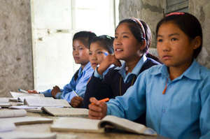 Education for Girls in Basa, Nepal