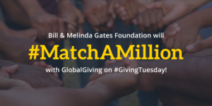 Global Giving and #matchamillion