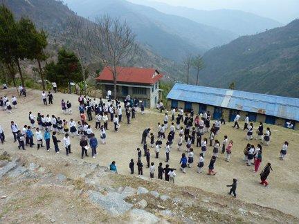 Students in Kaku