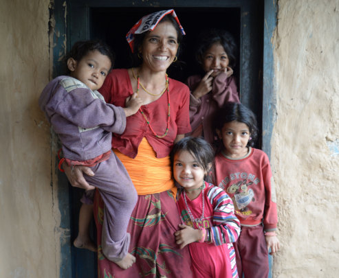 Support Girl's Education in Rural Nepal