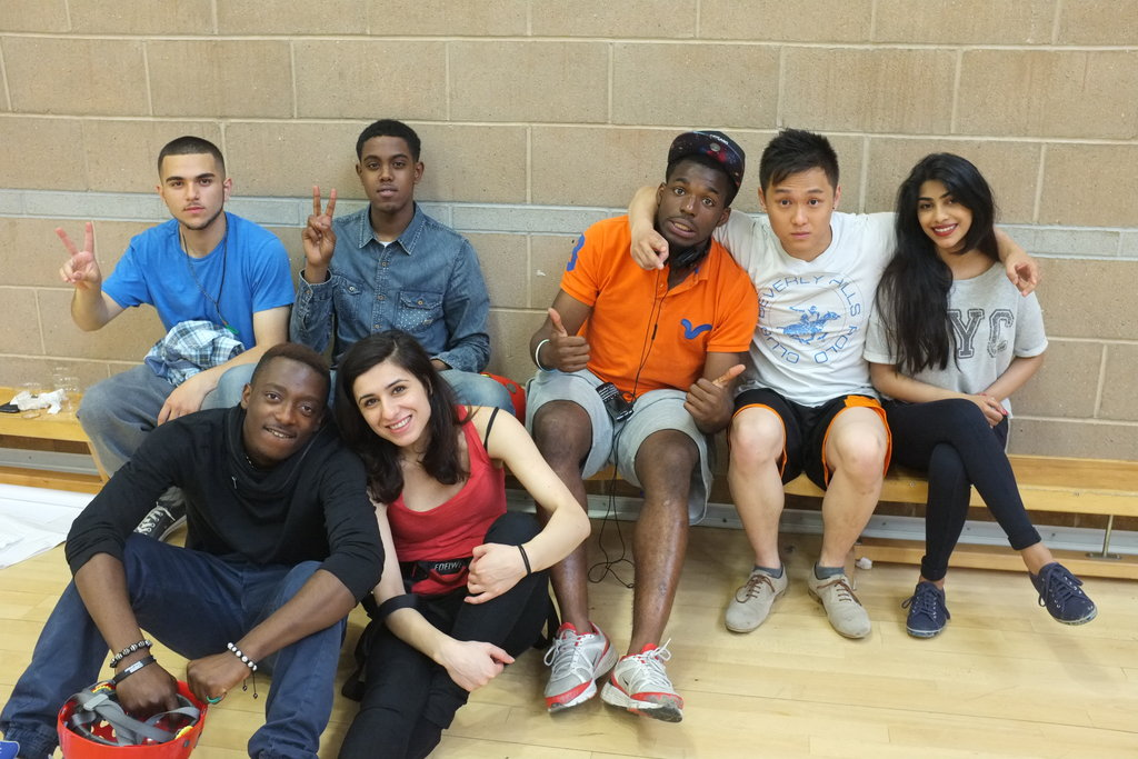 96 UK Young People Meet for Tolerance and Peace