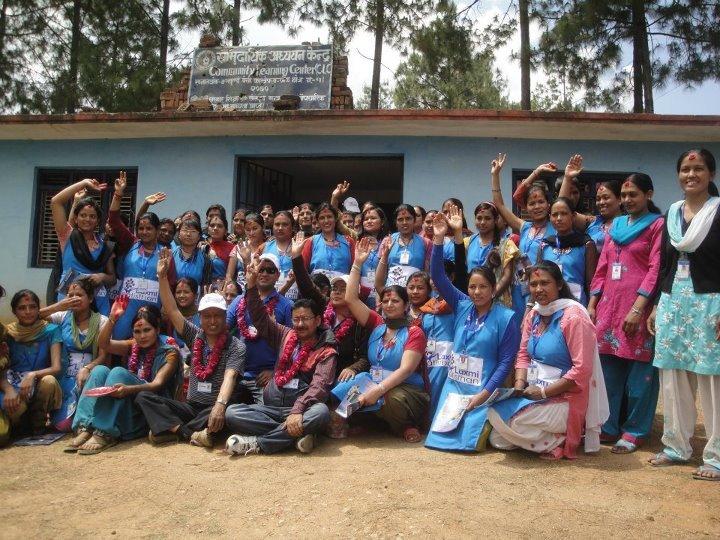 Create Jobs: Teach 1000 Women to Drive Taxi, Nepal
