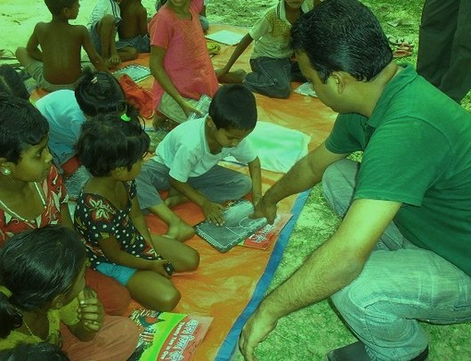 Education for 50 Bangladeshi Street Children